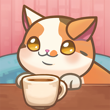 furistas cat cafe, cat-themed game app